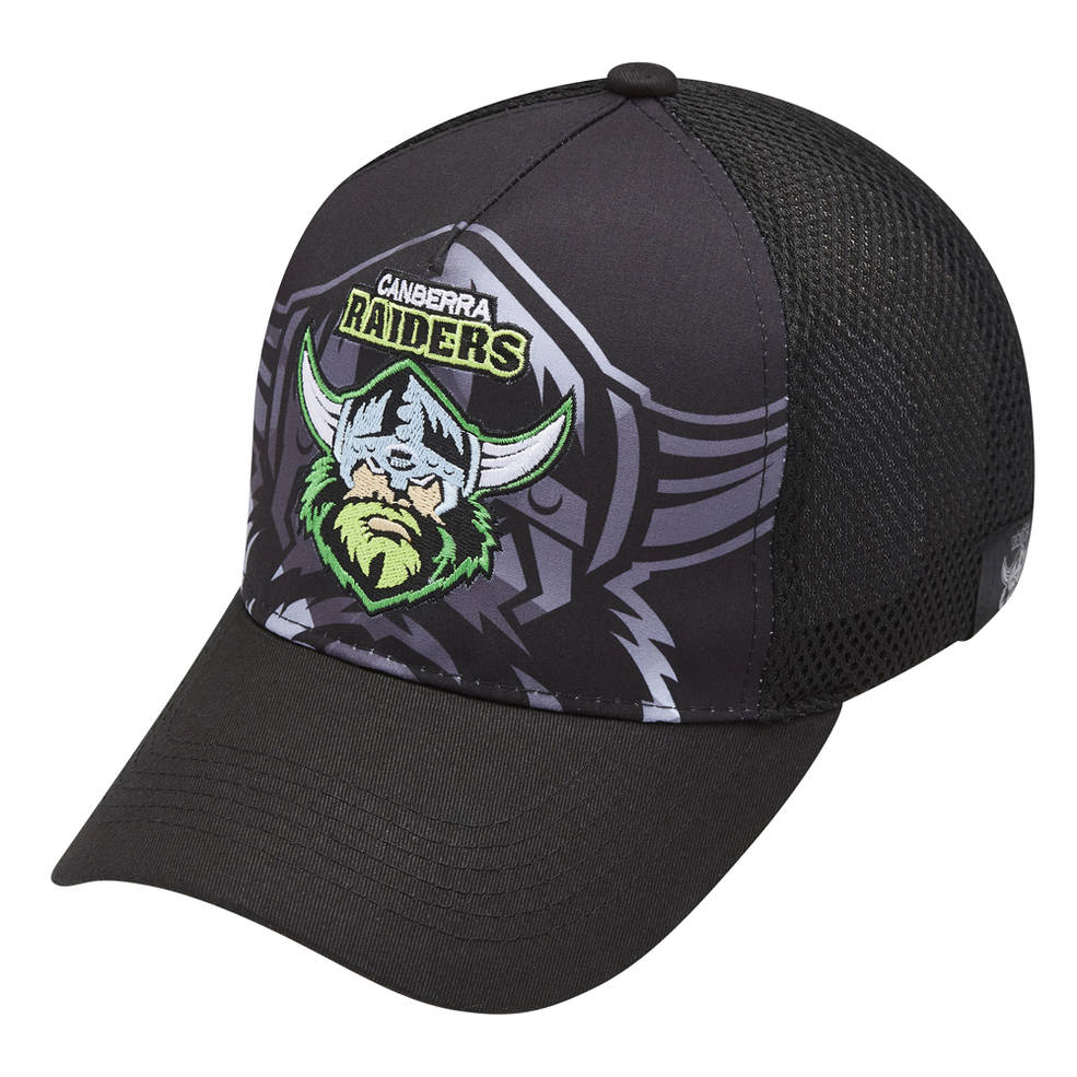 CANBERRA RAIDERS MEN'S MESH BASEBALL CAP0