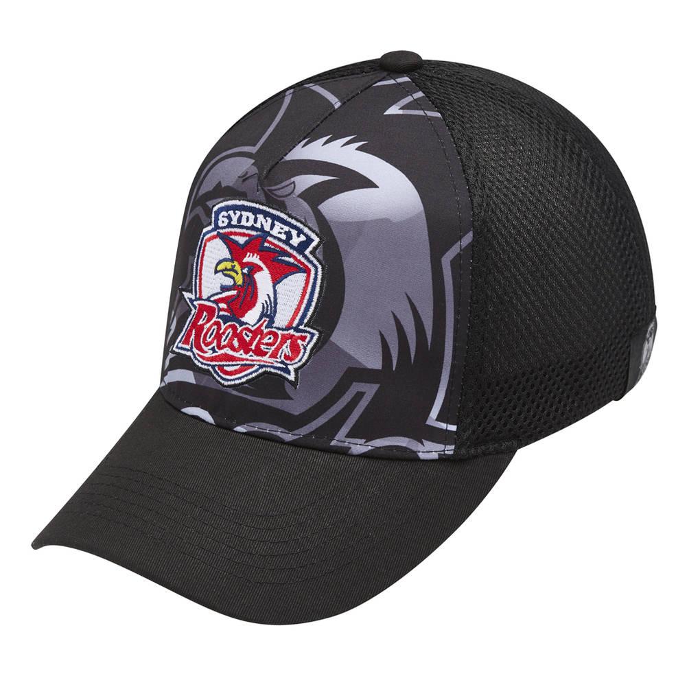 SYDNEY ROOSTERS MEN'S MESH BASEBALL CAP0