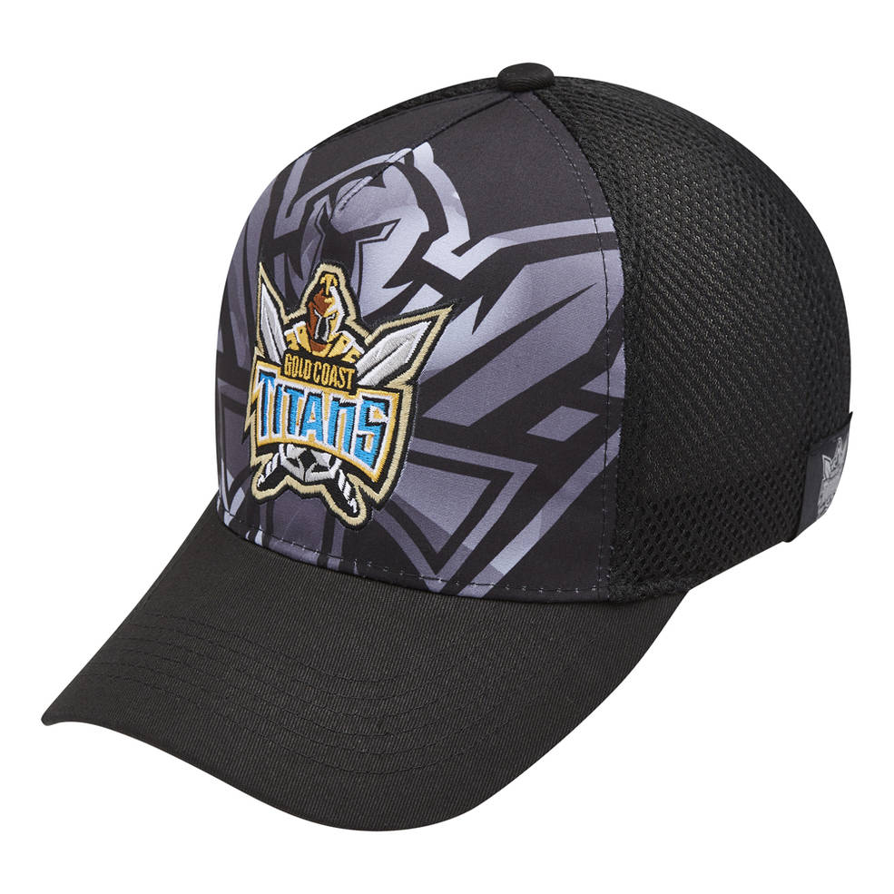 GOLD COAST TITANS MEN'S MESH BASEBALL CAP0