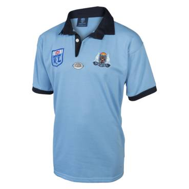 NSW STATE OF ORIGIN HERITAGE JERSEY