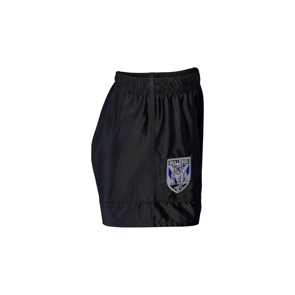 BULLDOGS HERITAGE NRL YOUTH SUPPORTER SHORTS1